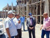 محافظ شمال سيناء يتفقد عددا من المشروعات بالعريش