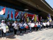 مسيرة شبابية احتفالا بـ 30 يونيو بحضور وزير الشباب ومحافظ القاهرة