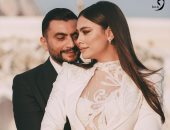 من هى هاجر أحمد أحدث عروس فى الوسط الفنى وأهم أعمالها