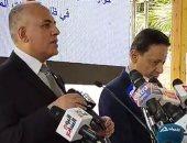 وزير الري: الانتهاء من تأهيل 2100 كيلو بتبطين الترع وسنصل لـ7000 بنهاية يونيو 2022