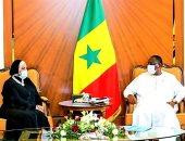 الرئيس السنغالى يعلن دعم بلاده لحقوق الشعب المصرى فى مياه نهر النيل
