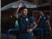 محمد شريف ينفرد بصدارة جدول ترتيب هدافى الدورى بـ16 هدف