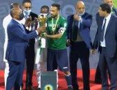النادى الأهلي يهنئ نادى الرجاء المغربي ببطولة الكونفدرالية