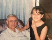 """هبة مجدى فى ذكرى ميلاد والدها: """"فلا اقتباسَ ينصفه ولا نص يكفي للحديث عنه"""""""