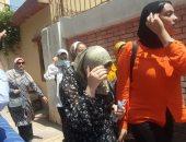 انهيار طالبات الثانوية العامة بالبحيرة بعد أداء امتحان اللغة العربية