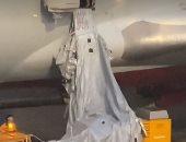 يواجه تهمة إثارة الشغب ..راكب روسى يقوم بعمل بطولى لإنقاذ طفل فى طائرة من الاختناق