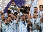 إيطاليا تواجه الأرجنتين فى النسخة الأولى من كأس بطلى اليورو وكوبا أمريكا