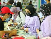هل مسموح بحفلات التوقيع والدعاية لدور النشر فى معرض القاهرة الدولى للكتاب؟