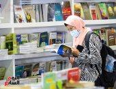 هيئة الكتاب: المعرض يشهد إقبالا كبيرا بعد زيادة طاقته الاستيعابية لـ140 ألفا