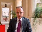 سفير بلغاريا بالقاهرة يتغنى بحبه لمصر.. ويؤكد: حلمى أن اخدم بها وتبهرنى دائما