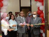 رئيس جامعة أسيوط يشهد افتتاح معمل الحاسب الاَلى بكلية الفنون الجميلة