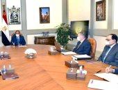 الرئيس السيسى يوجه بمواصلة تطوير استغلال الأصول التابعة لقطاع الأعمال العام