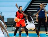 مصر تواجه جنوب السودان فى نصف نهائى التصفيات الأفريقية لسيدات السلة