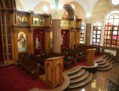 البابا تواضروس يدشن كنيسة الرسولين بطرس وبولس بالنوبارية