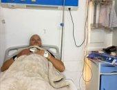 تامر عبد المنعم بعد خضوعه لعملية قسطرة: أنا بخير وزى الفل
