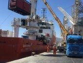 تصدير 59 ألف طن فوسفات من ميناء سفاجا البحرى