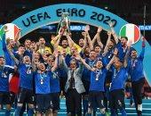 بالأرقام.. حصاد يورو 2020 بعد تتويج إيطاليا باللقب