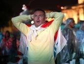 جماهير إنجلترا تعتدي على الطليان في ملعب ويمبلي بعد خسارة يورو 2020.. فيديو