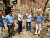 تسليم قطع الأراضى الفضاء في القاهرة التاريخية لبدء تطويرها.. صور