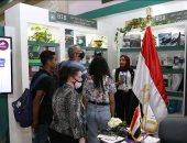 وزيرة الثقافة: إقبال من الجمهور على جناح مركز معلومات مجلس الوزراء بمعرض الكتاب