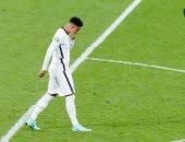 سانشو يغادر معسكر إنجلترا مصاباً ويعود إلى مانشستر يونايتد