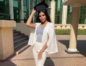 فيفى عبده تحتفل بتخرج حفيدتها: مبروك يا قلب تيتا وعقبال ما أشوفك عروسة
