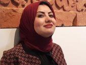 الكاتبة رضوى زكى تتحدث عن فوزها بجائزة الدولة التشجيعية مع شريف مدكور