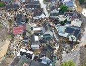 ارتفاع عدد ضحايا فيضانات الصين إلى 33 شخصا و8 مفقودين