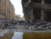 السيطرة على حريق نشب بمصنع ملابس بمدينة العاشر من رمضان بالشرقية