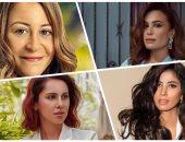 نجمات السينما يتجهن لدراما المنصات.. منة شلبى وهند صبرى وروبى الأبرز