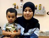 """مأساة """"عزة"""".. سيدة مجهولة الهوية لا تعرف والدها.. وأمها رفضت تعملها شهادة ميلاد"""