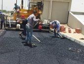 محافظ أسيوط يشدد على إنهاء أعمال المحطات الوسيطة للمخلفات الصلبة بأبوتيج وأبنوب