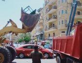 الإسكان: حملات بمدن 6 أكتوبر والشروق وبدر وحدائق العاصمة لإزالة الإشغالات