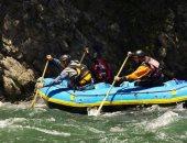 مغامرات مائية.. رحلات استكشافية فى أنهار نيوزيلاندا
