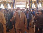 الصلح خير .. الكفن ينهى خصومة ثأرية بين عائلتين بجرجا فى محافظة سوهاج.. لايف