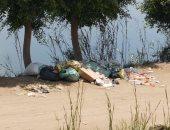 قارئ يشكو من تراكم أكوام القمامة.. والمحافظة ترد: جارى رفع التراكمات