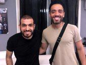 رامى جمال يتعاون مع الشاعر أحمد راؤول في أغنية جديدة.. اعرف التفاصيل