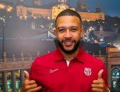 ديباي يصل برشلونة وتقديمه لوسائل الإعلام الخميس المقبل
