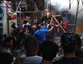 بوتين يدين التفجير بمدينة الصدر ويؤكد الاستعداد للتعاون مع العراق فى مكافحة الإرهاب