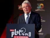 رئيس نادى أتلتيكو مدريد يكشف محاولة سيميونى التعاقد مع ميسى