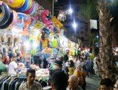 """""""يا ليلة العيد أنستينا"""" احتفالات فى شوارع وحدائق القاهرة والمحافظات"""