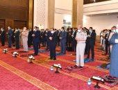 الرئيس السيسي يؤدي صلاة العيد بالعلمين الجديدة.. ويستعرض خطط التنمية والتطوير