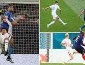يويفا يكشف عن أجمل 10 أهداف بالموسم الماضي في المسابقات الأوروبية.. فيديو