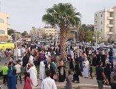 شاهد احتفالات عيد الأضحى المبارك بميدان الميناء الكبير  بالغردقة.. صور