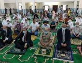 أهالى شمال سيناء أدوا صلاة العيد فى 600 مسجد وسط إجراءات احترازية