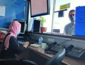 مطار القاهرة يطلق برنامجا تدريبيا لتنمية مهارات طلبة الجامعات.. صور