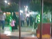 لعب وزحام بحدائق كفر الشيخ خلال ثانى أيام عيد الأضحى المبارك.. فيديو