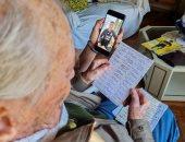 أرجنتينى عمره 100 عام يدون جميع أهداف ميسى بخط اليد..اعرف رد فعل النجم..صور