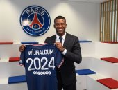 فينالدوم لحظة الإعلان عن تعاقده مع باريس: الفوز بالألقاب الأهم فى المرحلة المقبلة
