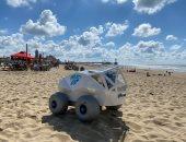 ابتكار روبوت يعتمد الذكاء الاصطناعي لإنقاذ الكوكب من النفايات الضارة
